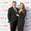 Sam Faiers 'NHS Heroes Awards' - Red Carpet Arrivals
