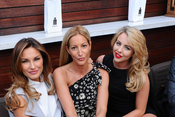 Sam Faiers Guests Arrive to the DISARONNO Terrace in London