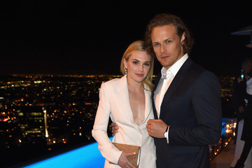 Sam Heughan Piaget And The Weinstein Company Host A Cocktail Party To Kick-Off Independent Spirit Awards And Oscar Weekend