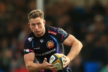 Sam Hill Exeter Chiefs v Harlequins - Anglo-Welsh Cup: Semi Final
