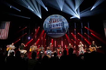 Sam Hunt CBS RADIO's Third Annual 'Stars and Strings' Concert Honoring Our Nation's Veterans, Nov. 15 at the Chicago Theatre - Show