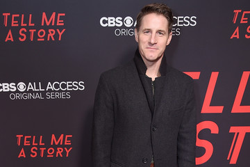 Sam Jaeger CBS All Access' 'Tell Me A Story' New York Premiere