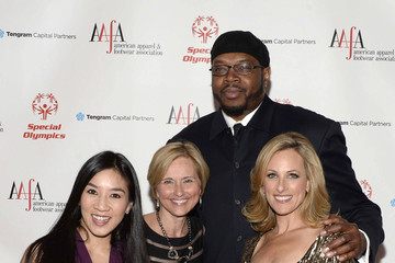 Sam Perkins 36th Annual AAFA American Image Awards