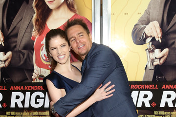 Sam Rockwell 'Mr. Right' New York Premiere