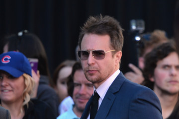 Sam Rockwell Vince Vaughn's Hand and Footprint Ceremony