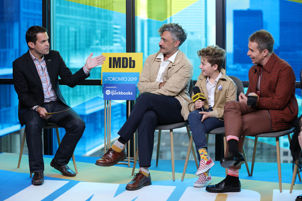IMDb At Toronto 2019 Presented By Intuit: QuickBooks Canada, Day 2