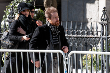 Sam Rockwell Funeral Held for Philip Seymour Hoffman