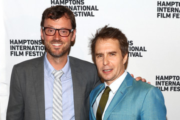Sam Rockwell Hamptons International Film Festival 2017  - Day 3