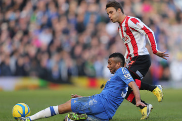 Sam Saunders Chelsea v Brentford - FA Cup Fourth Round Replay