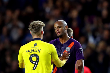 Sam Smith Oxford United v Manchester City - Carabao Cup Third Round
