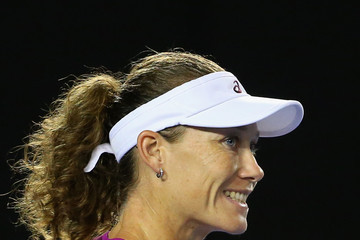 Sam Stosur 2016 Australian Open - Day 1