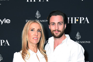Sam Taylor-Johnson The Hollywood Foreign Press Association And InStyle Party At 2018 Toronto International Film Festival - Arrivals