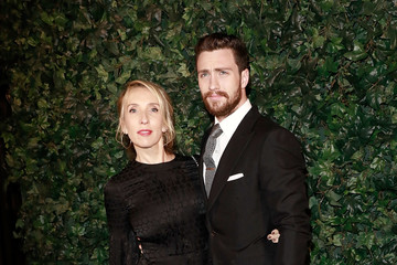 Sam Taylor-Johnson Charles Finch & Chanel Pre BAFTA Party - Arrivals