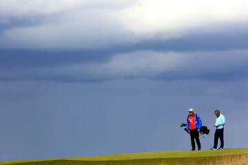 Sam Torrance Scottish Senior Open - Day Two
