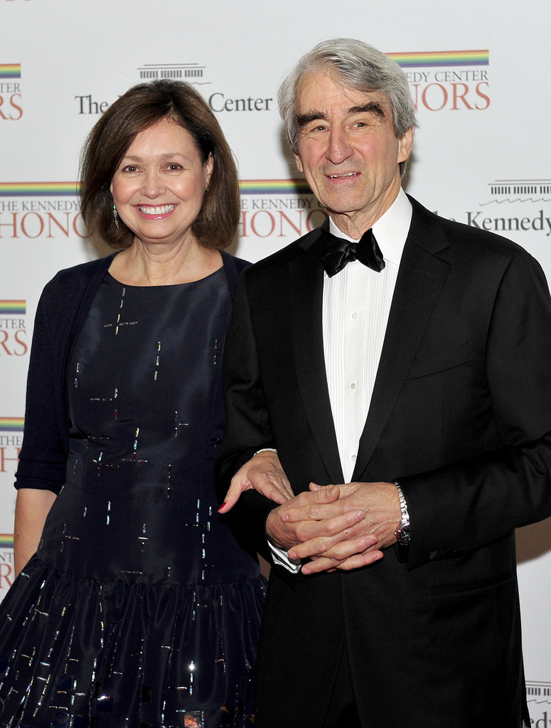 Lynn Louisa Woodruff and Sam Waterston - 2011 Kennedy Center Honors Gala Dinner