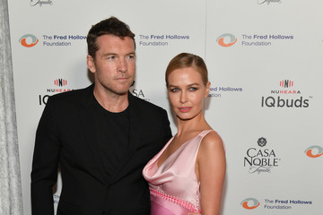 Sam Worthington Joel Edgerton Presents the Inaugural Los Angeles Gala Dinner in Support of the Fred Hollows Foundation - Arrivals