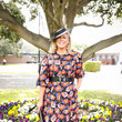 Samantha Armytage Celebrities Attend The Everest Race Day