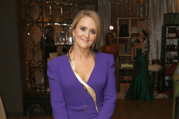 Samantha Bee Backstage Creations Giving Suite At The 70th Emmy Awards - Day 2