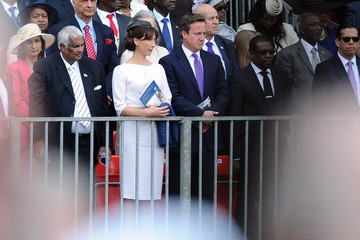 Samantha Cameron Queen Elizabeth II's Birthday Parade: Trooping The Colour