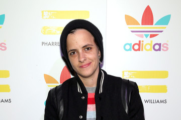 Samantha Ronson Pharrell Williams And Adidas Celebrate Collaboration