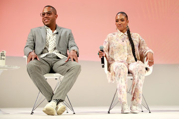 Samantha Smith David Gross The Teen Vogue Summit 2019: On-Stage Conversations And Atmosphere