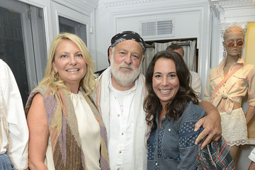 Samatha Yanks Hamptons Magazine Celebrates With Cover Star, Ricky Lauren And Her New Book Ricky Lauren The Hamptons Food, Family And History