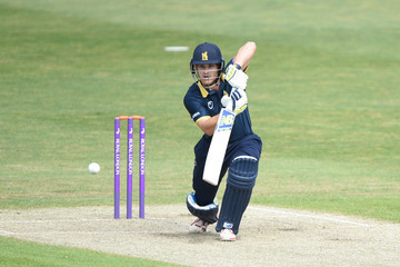 Samhain Worcestershire v Warwickshire - Royal London One-Day Cup