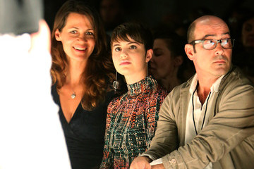 Sami Gayle Nanette Lepore - Front Row - Mercedes-Benz Fashion Week Spring 2015
