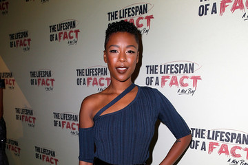 Samira Wiley 'The Lifespan Of A Fact' Opening Night