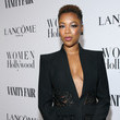 Samira Wiley Vanity Fair And Lancôme Toast Women In Hollywood In Los Angeles