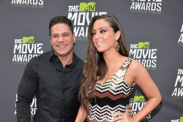 Sammi Giancola Arrivals at the MTV Movie Awards 4