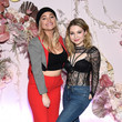 Sammi Hanratty Jamie Chung Celebrates 42Gold Collection