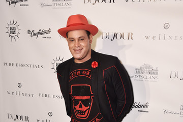 Sammy Sosa DuJour's Jason Binn and WellNEST Celebrate Miami Beach's Art Basel Kick-Off