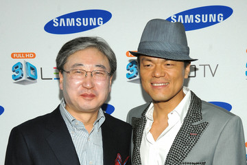 B.K. Yoon Samsung 3D LED TV Launch Party with THE BLACK EYED PEAS