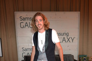 Bucky Covington at the Samsung Galaxy Artist Lounge at the 2014 CMA Music Festival on June 8, 2014 in Nashville, Tennessee.