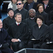 Samuel Alito Barack Obama Sworn In As U.S. President For A Second Term
