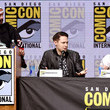 Samuel Barnett Comic-Con International 2017 - 'Dirk Gently's Holistic Detective Agency' BBC America Official Panel