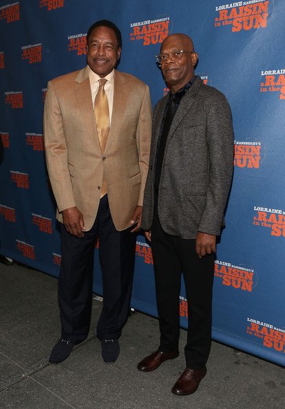 """A Raisin In The Sun"" Broadway Opening Night - Arrivals & Curtain Call"