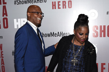Samuel L. Jackson Guests Attend the 'Show Me a Hero' New York Screening