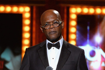 Samuel L. Jackson 2014 Tony Awards - Show
