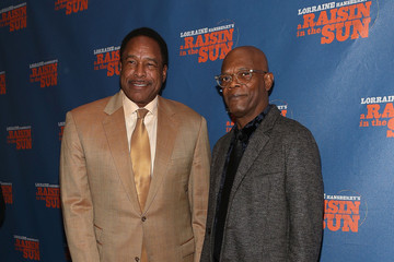 "Samuel L. Jackson ""A Raisin In The Sun"" Broadway Opening Night - Arrivals & Curtain Call"