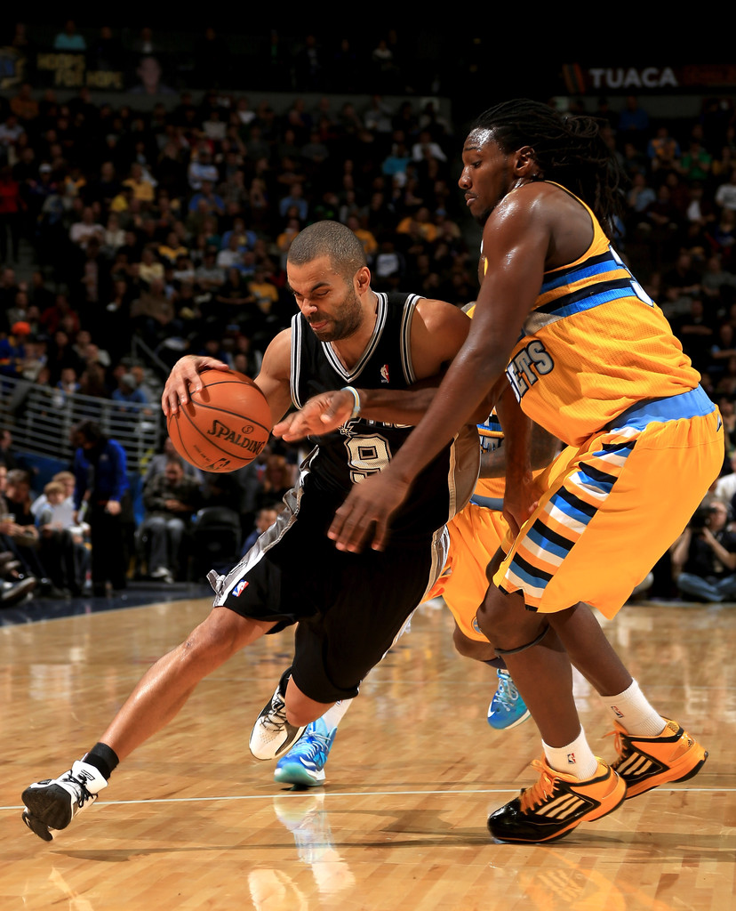 San Antonio Spurs V Denver
