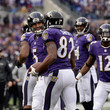 Joe Flacco and Torrey Smith Photos