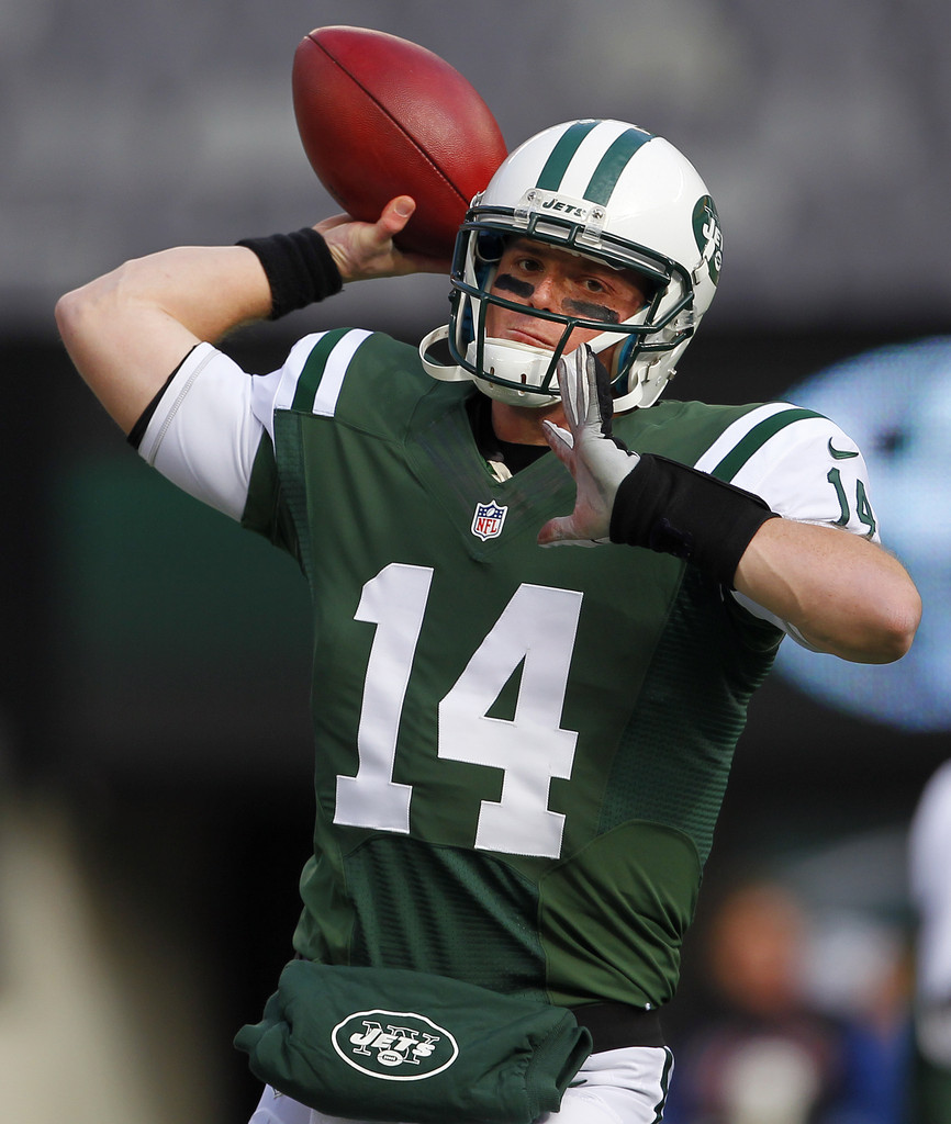 San Diego Chargers Game On Tv: Greg McElroy In San Diego Chargers V New York Jets