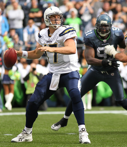 San Diego Chargers Backup Quarterback: San Diego Chargers V Seattle Seahawks 32 Of 38