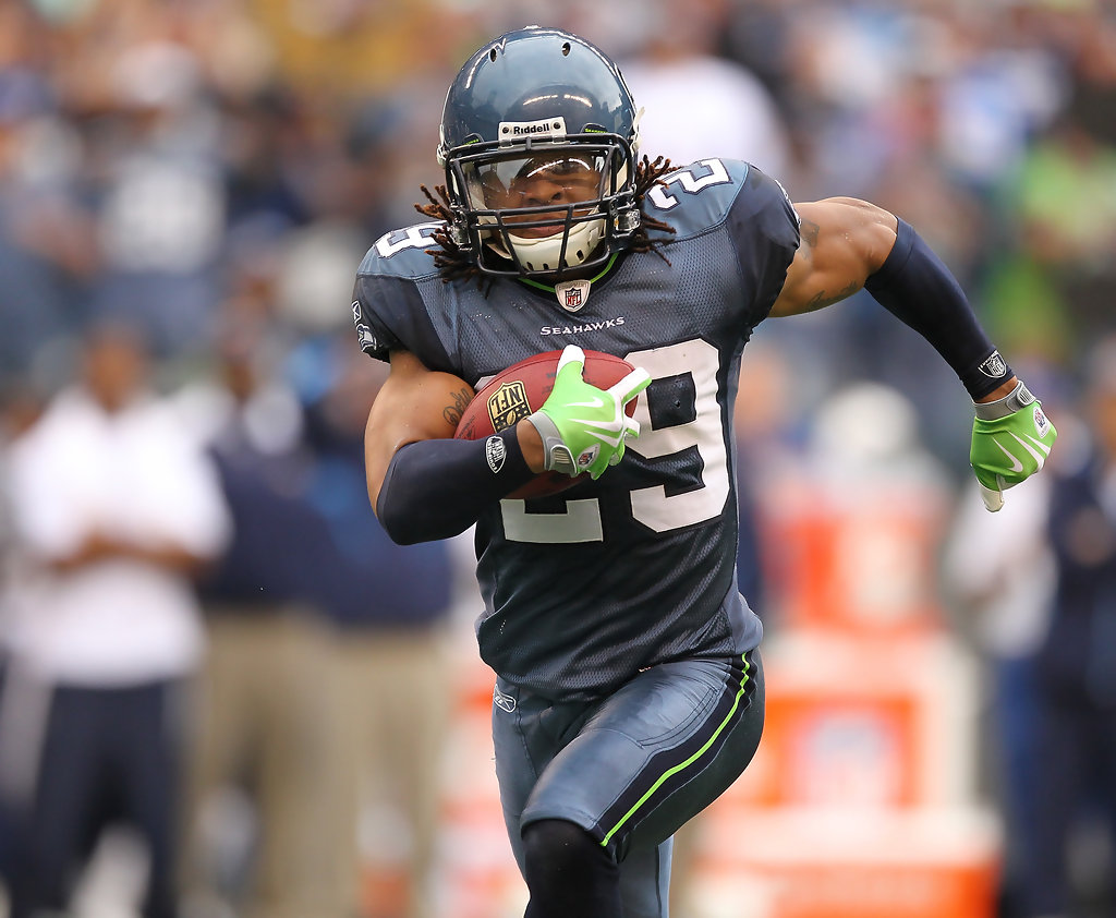 Earl Thomas In San Diego Chargers V Seattle Seahawks 1 Of