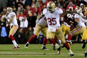 Vernon Davis Colin Kaepernick Photos Photo