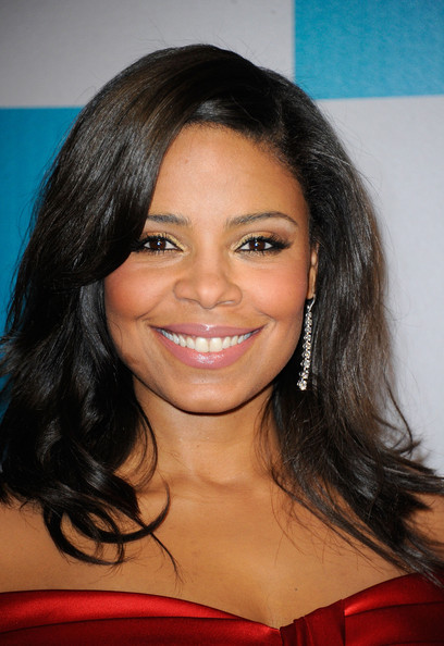 Sanaa Lathan - 13th Annual Warner Bros. And InStyle Golden Globe Awards ...