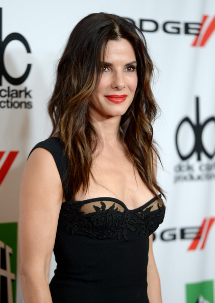 Sandra Bullock Actress Sandra Bullock arrives at the 17th annual Hollywood Film Awards at The Beverly Hilton Hotel on October 21, 2013 in Beverly Hills, California.