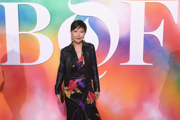 Sandra Choi The Business Of Fashion Celebrates The #BoF500 2018 - Red Carpet Arrivals